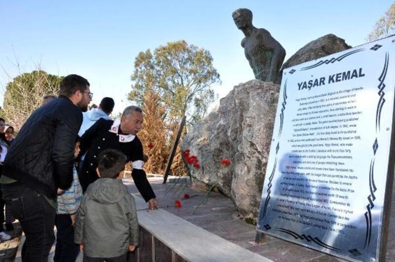 Yaşar Kemal 4'üncü ölüm yıl dönümünde anıldı
