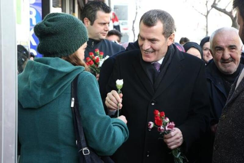 """Zeytinburnu Belediye Başkan Adayı Arısoy: """"Zeytinburnulu gençlerin abisi olmak istiyorum"""""""