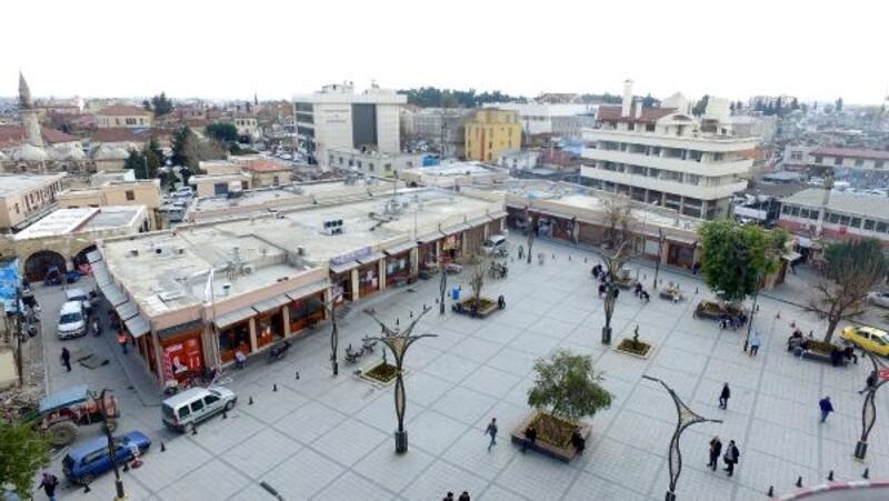 Tarihi Ticaret Merkezi'nin 1'nci etabı açılıyor