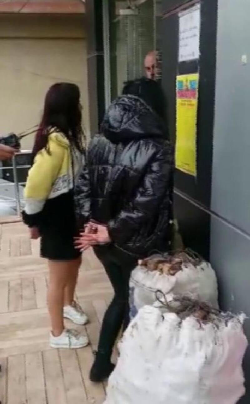 Yurttan kaçan 3 kız, kuaförlere para ödemeyince yakalandı