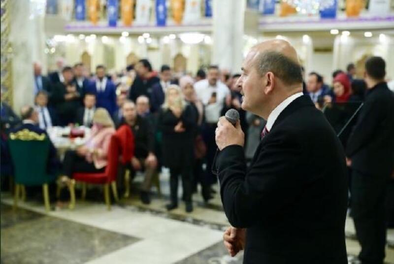 Bakan Soylu: İBB ile Beylikdüzü Belediyesi'ne PKK'yı musallat etmeyin
