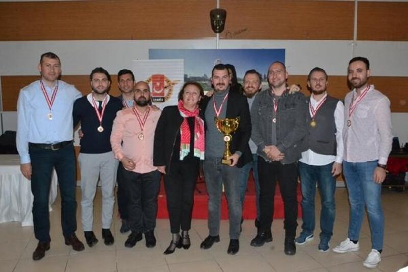 İGC futbol turnuvasının ödülleri verildi