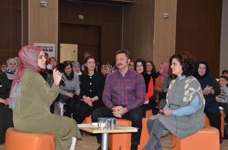AK Parti Bahçelievler Belediye Başkan Adayı Bahadır: Muhalefet partilerine oranla çok fazla kadın meclis üyemiz var