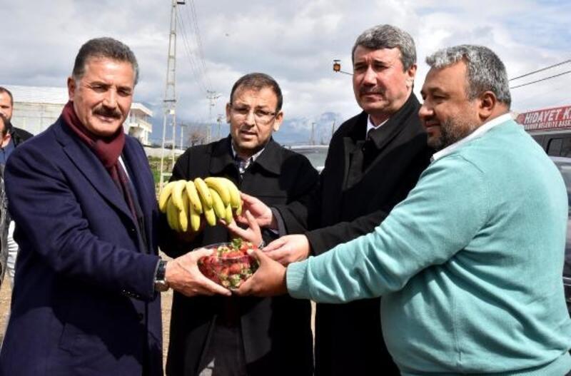 Anamur'da tarım ve turizm öne çıkacak