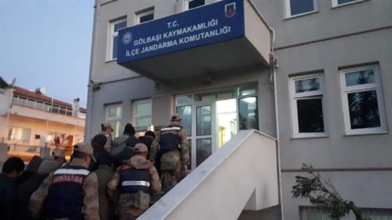 Adıyaman'da 29 kaçak göçmen yakalandı