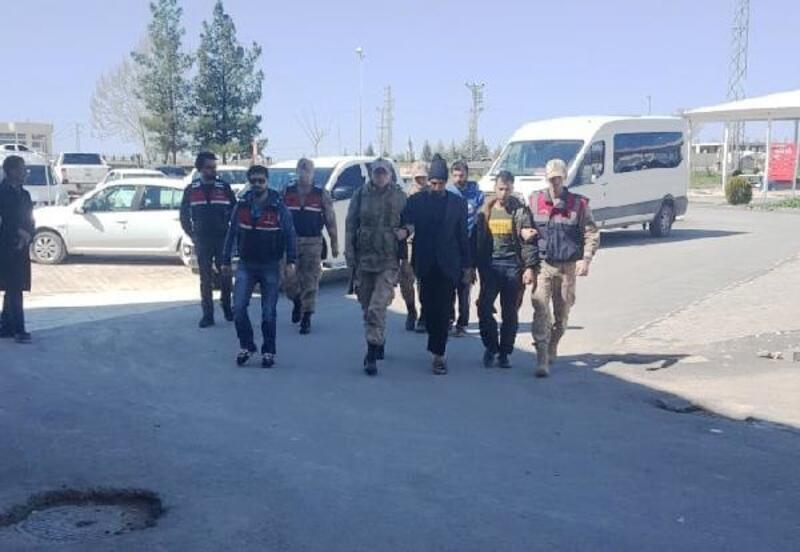Şanlıurfa'da 1'i canlı bomba eğitimi alan 3 DEAŞ'lı yakalandı