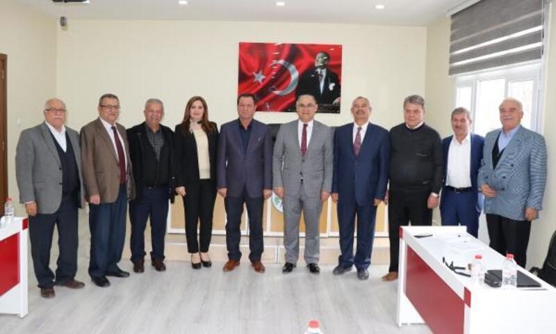 Pozantı'da son belediye meclis toplantısı yapıldı