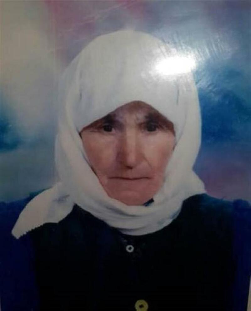 Yaşlı kadını, gelini öldürmüş