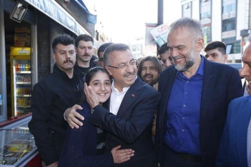 """Fuat Oktay: """"Seversen olayım yarin İstanbul"""" demekten vazgeçmeyeceğiz"""