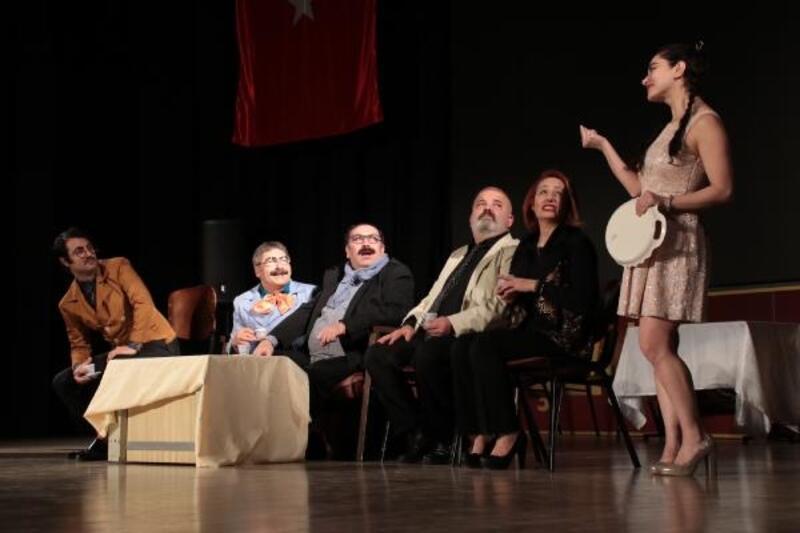 'Hayat Kime Güzel' Akşehir'de perde açtı
