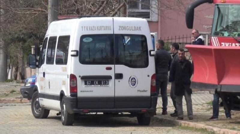 Silivri'de göçükteki arama çalışmalarına TTK Arama-Kurtarma ekibi de katıldı