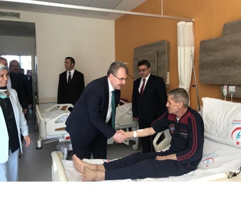 Yenişehir Devlet Hastanesi hizmete girdi