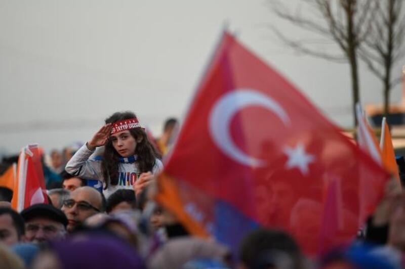 Cumhurbaşkanı Erdoğan Üsküdar mitinginde konuştu