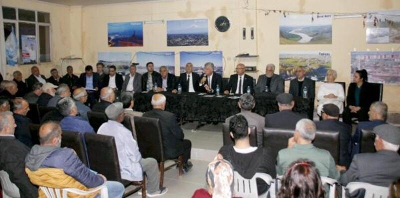 CHP'li Engin: İlk iş kentsel dörüşüm için imar planlarını onaylayacağım