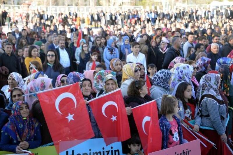 Diyarbakır'da 1 milyar 250 milyon TL'lik yatırımlar hizmette