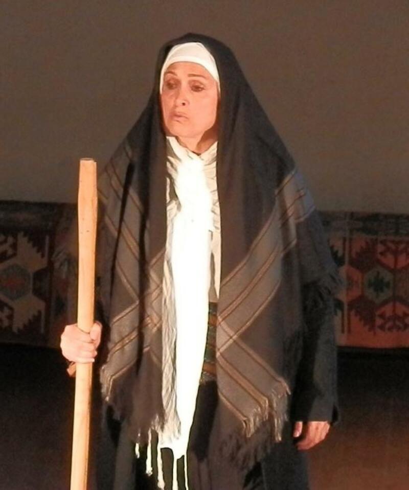 Anadolu Kadınları adlı oyun, sahnelendi