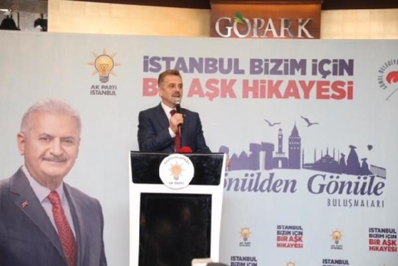 Hasan Tahsin Usta Malatyalılar Gecesinde vatandaşlarla buluştu