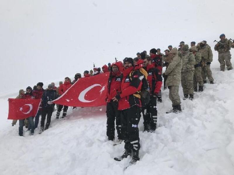 Keş Dağı'nda Yazıcıoğlu'nu andılar