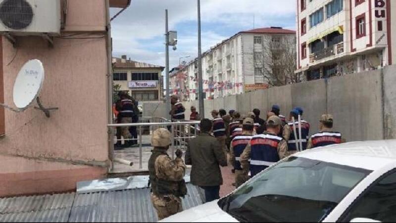 Elazığ'da PKK/KCK operasyonunda 1 tutuklama