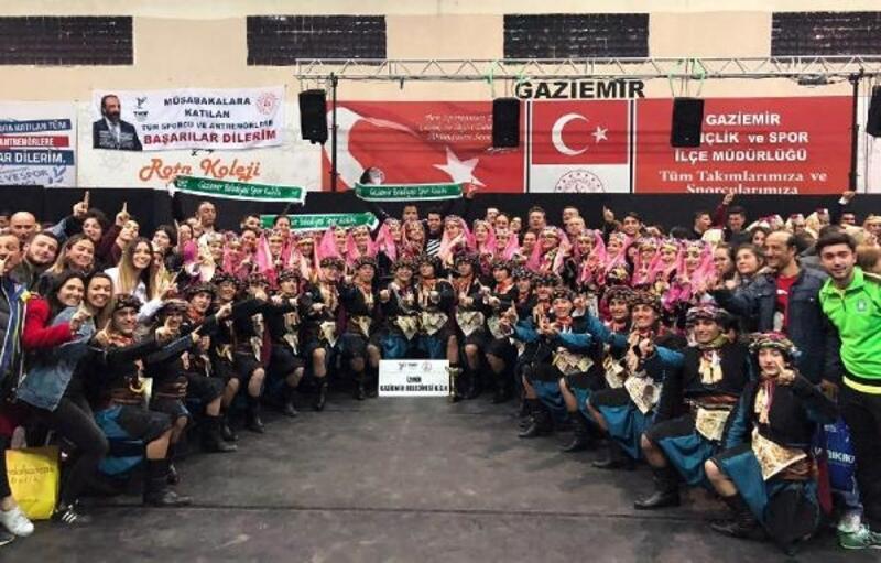 Ege'nin şampiyonu Gaziemir