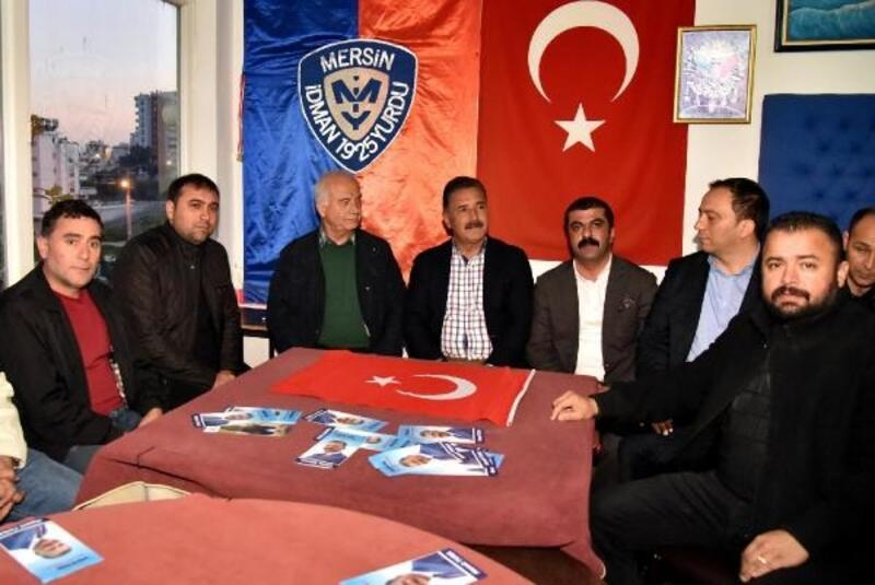 Hamit Tuna Süper Lig sözü verdi