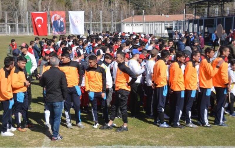 Kayseri'de beyzbol turnuvası
