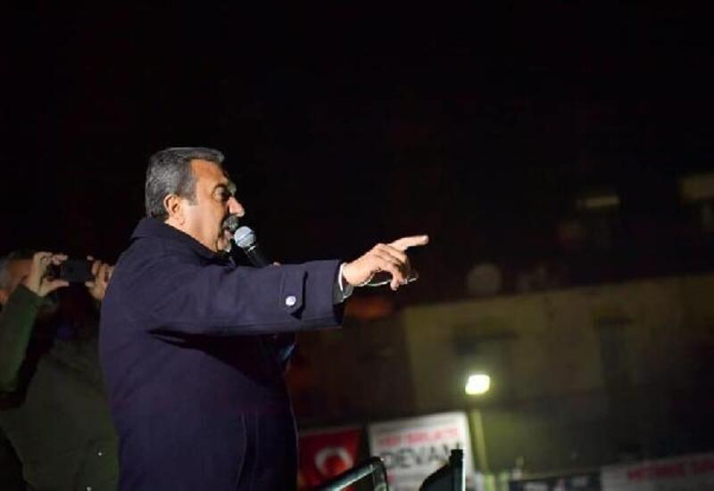 Başkan Çetin:Büyükşehir'e bayrağı dikeceğiz