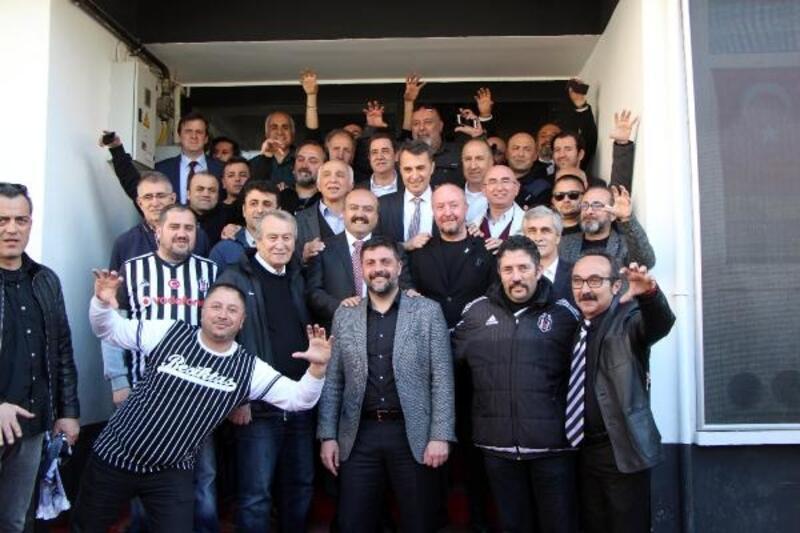 Beşiktaş Başkanı Fikret Orman'dan teknik direktör açıklaması