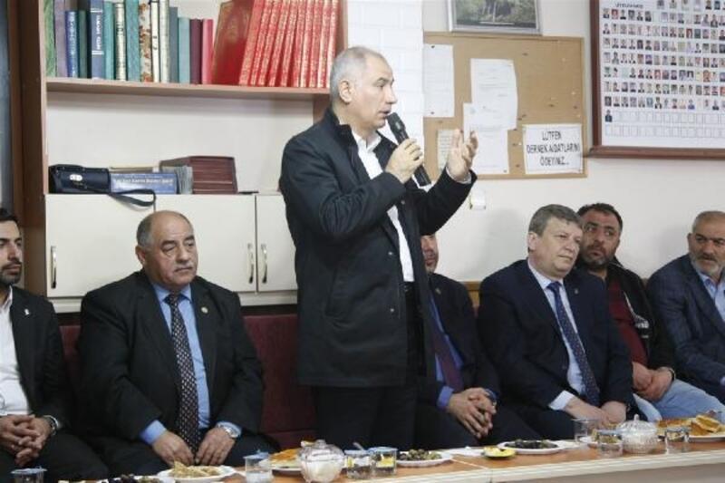 İçişleri Eski Bakanı Efkan Ala Orhangazi'yi ziyaret etti