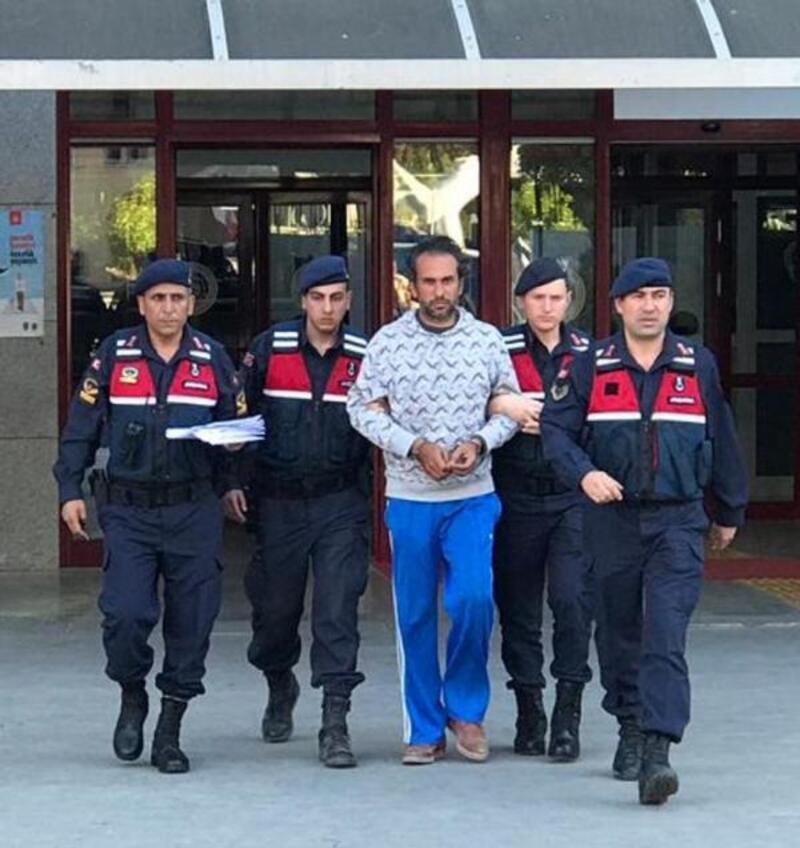 Aranan şüpheli tutuklandı