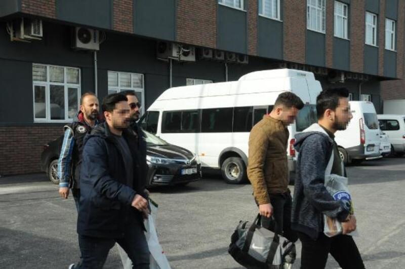Yalova'da FETÖ'den gözaltına alınan 8 kişi adliyede