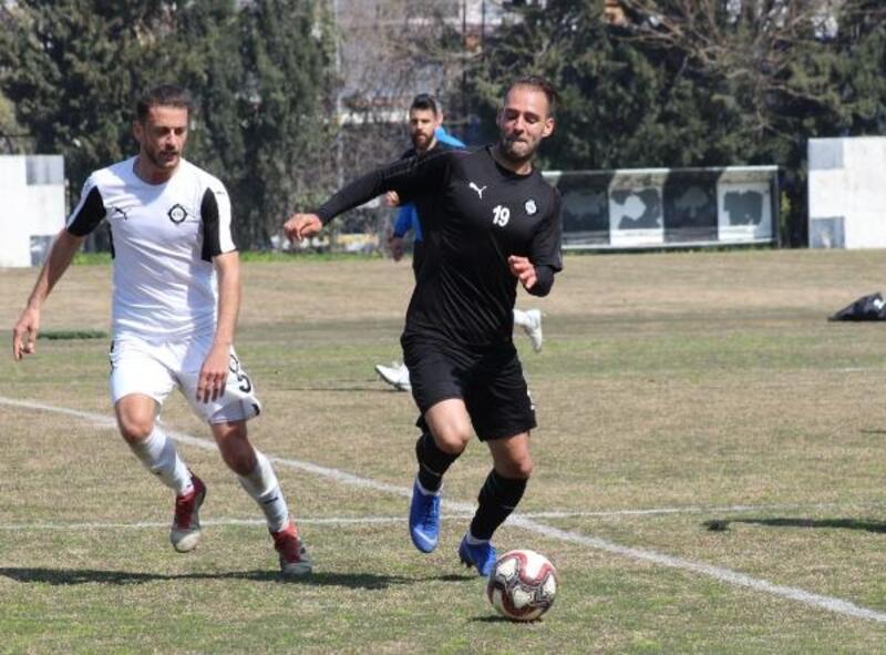 Altay'dan gollü prova: 4-2