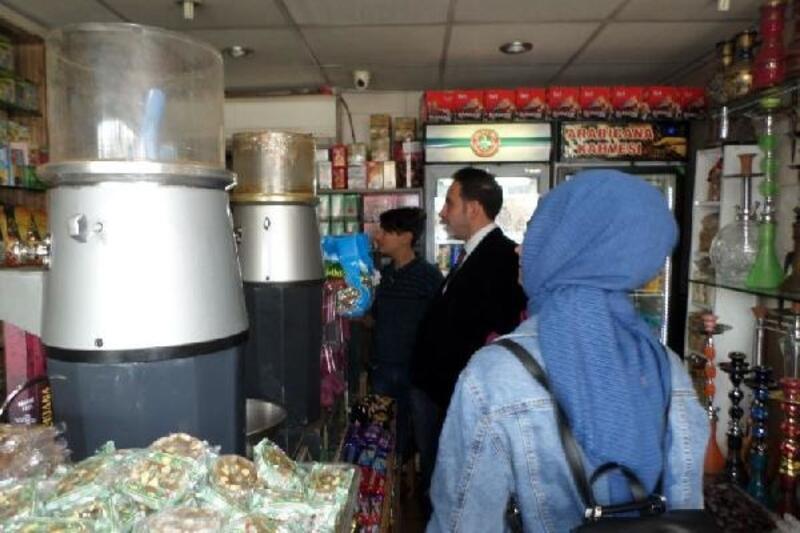Suriyelilerin işletmelerinegıda denetimi