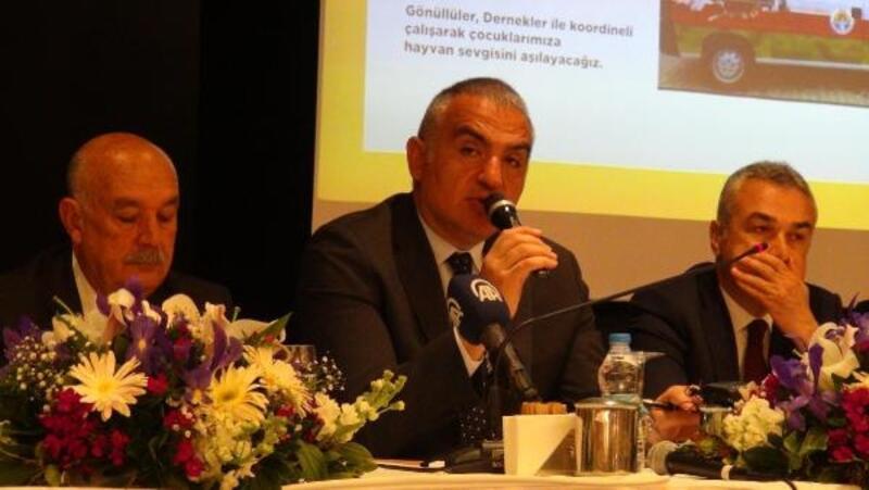 Bakanı Ersoy: Ege Bölgesi'ndeki altyapı sorunlarının tespiti yıl sonuna kadar tamam