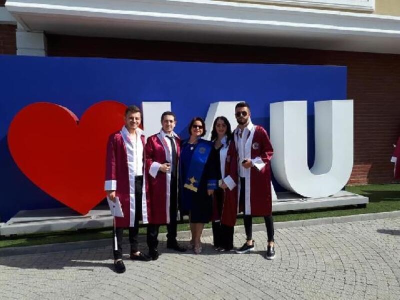 İstanbul Aydın Üniversitesi öğrencilerinin çalışması kitaba dönüştü