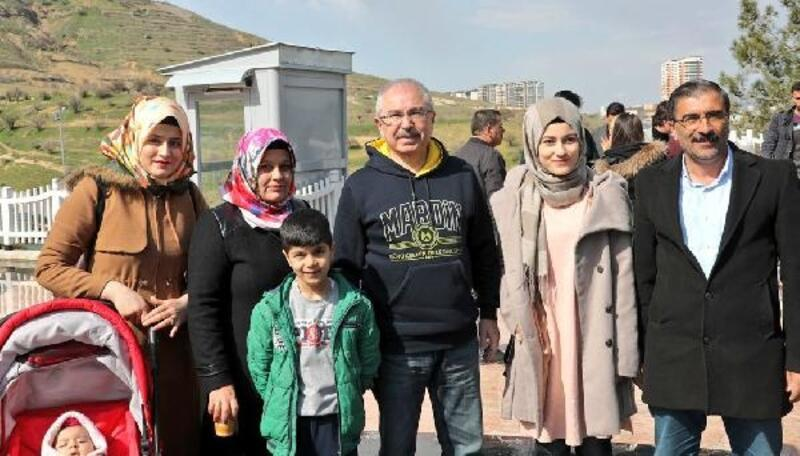 'Kamor Millet Bahçesi' Mardin'e güzellik kattı