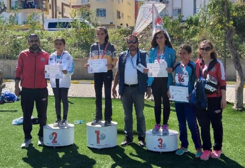 Osmaniye ANALİG Atletizm takımı yarı finalde