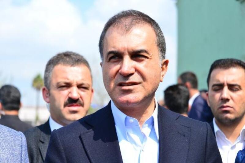 AK Parti Sözcüsü Çelik: Hepimiz bu saygısızlığı kınıyoruz