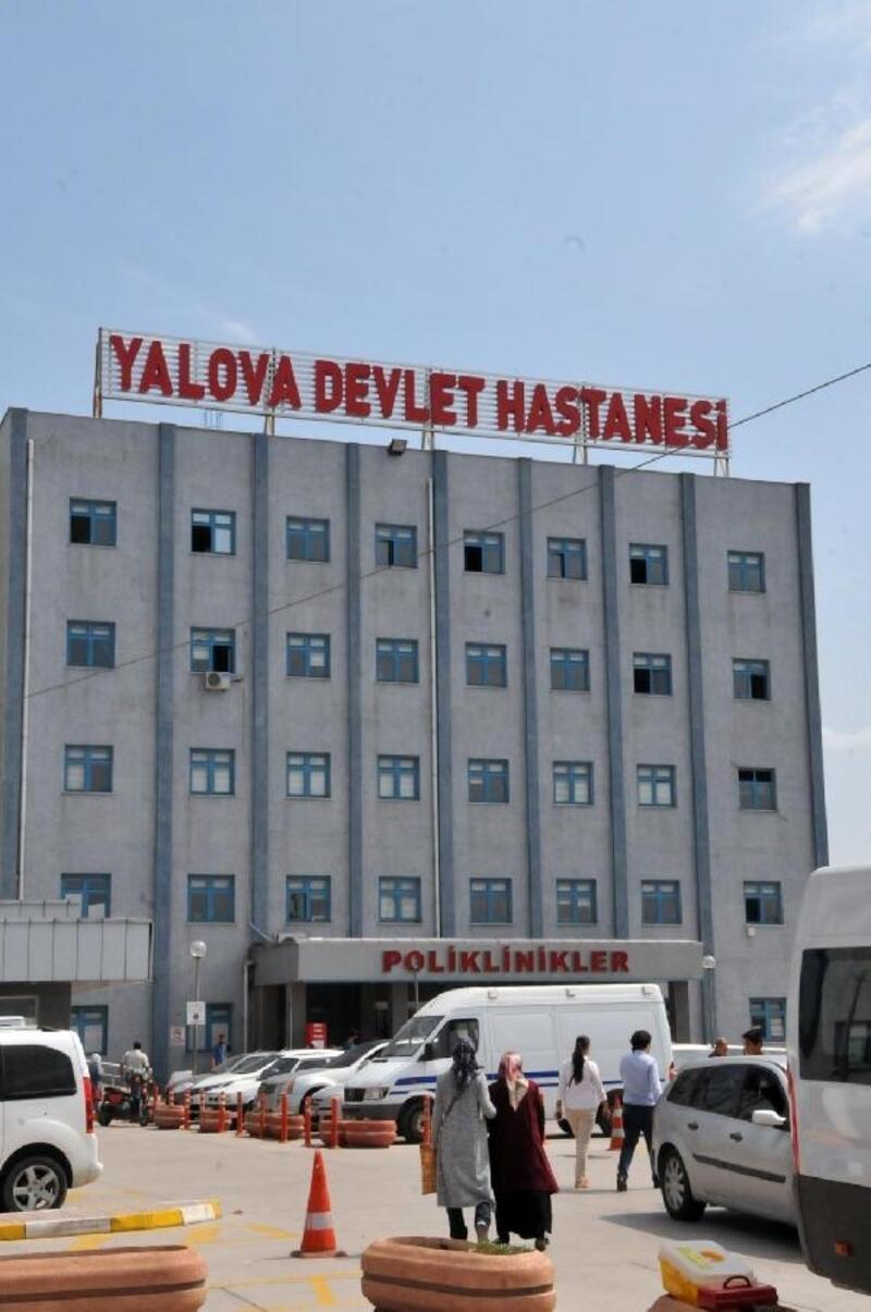 Yalova'da sahte alkolden 2 kişi zehirlendi