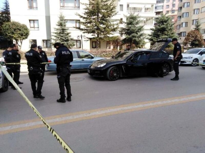 Ankara'da trafikteki tartışma silahlı kavgaya dönüştü
