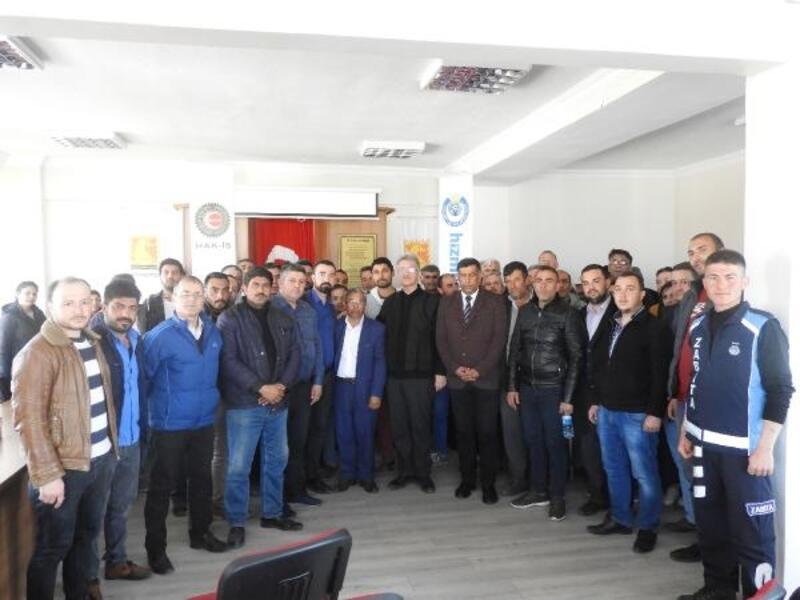 Enez Belediyesi'nde 91 taşeron personel, kadroya geçti