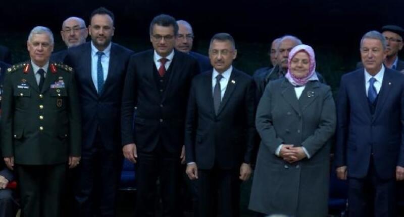 Bakan Akar: Türkiye, Kıbrıs'ta barış ve güvenin teminatı olmaya devam edecek