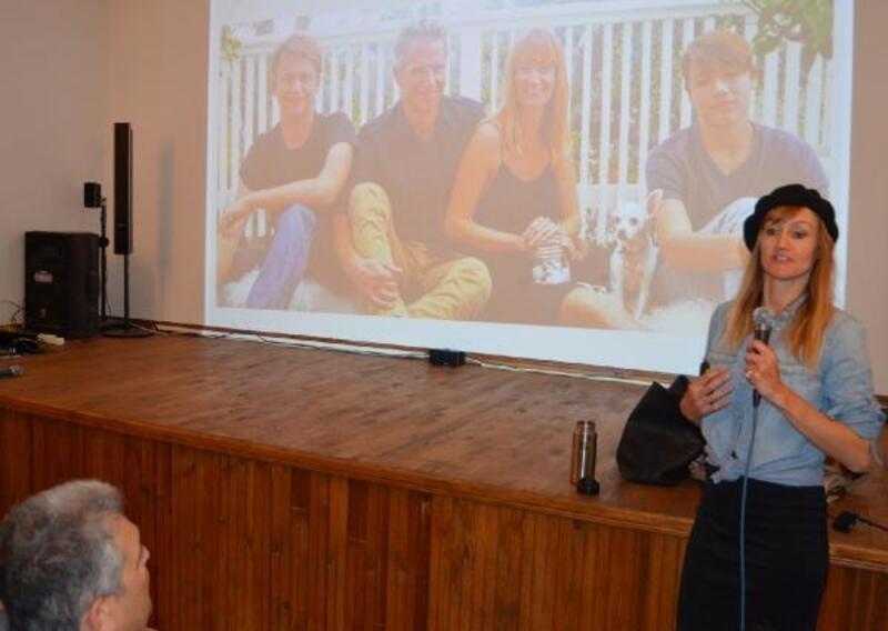 Amerikalı yazardan 'sıfır atık' konferansı