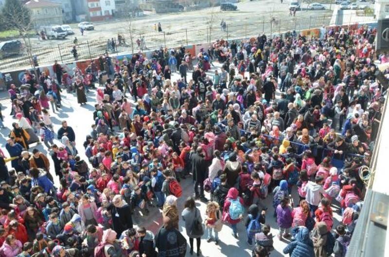 Türkiye'nin en kalabalık ilkokulunda 18 bin 450 seçmen 53 sandıkta oy kullanacak