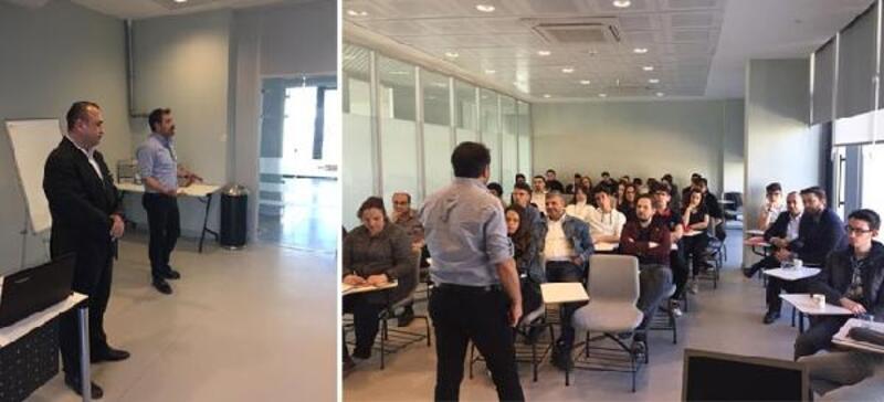 Kırklareli'de 'Networking ve iletişimde usta olmak' semineri