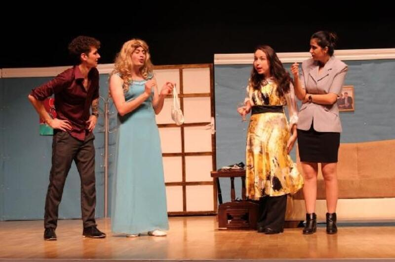 Kırklareli'de Tiyatro Şenliği sona erdi