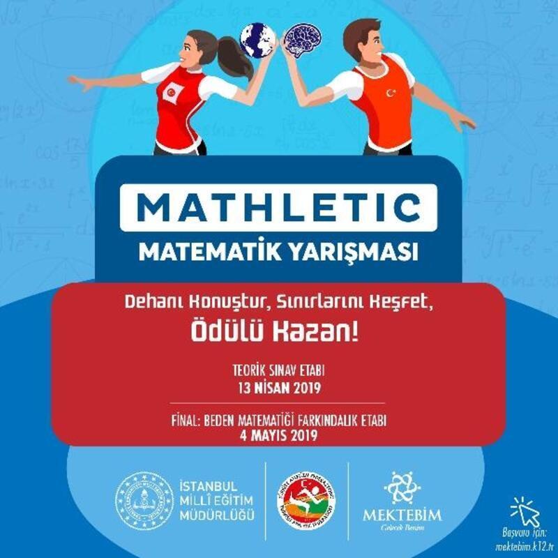 Mathletic 2019 yarışmasına başvurular başladı