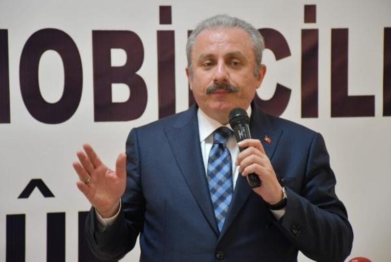 TBMM Başkanı Şentop: Türkiye, sözü dinlenen ülke haline geldi