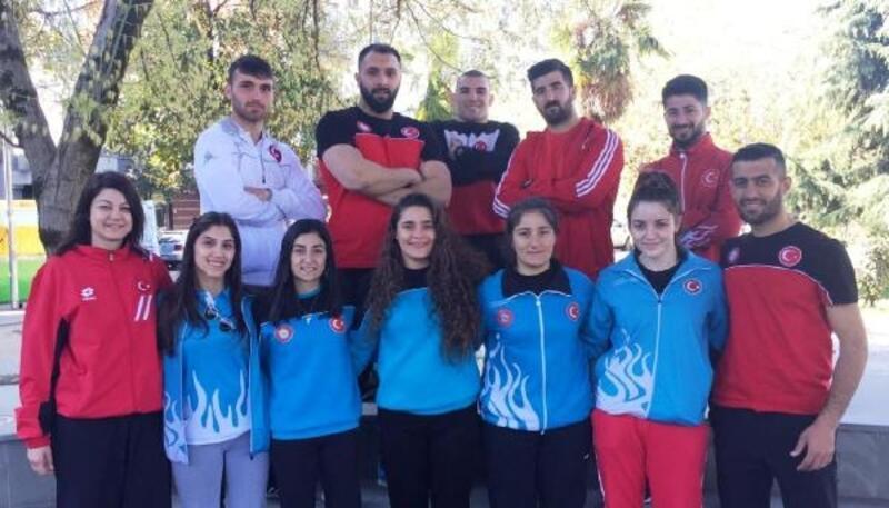 Büyükler Judo Milli Takımı Tiran'da