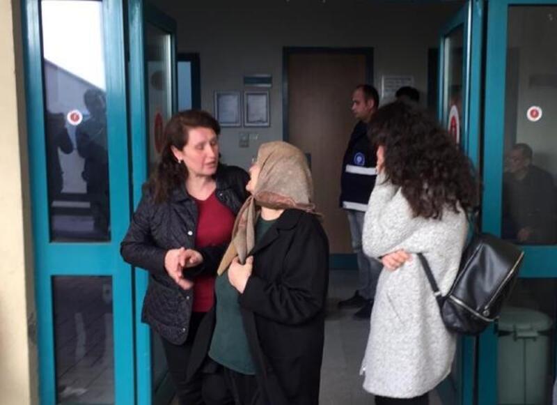 Okulda kalbi duran Aynur, son yolculuğuna uğurlandı